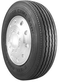 CXMT 340A Steel Radial Tires