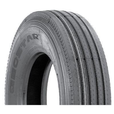 G305 5-RIB HWY w/Solid Shoulder Tires